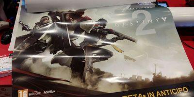 Se filtra un arte promocional con la fecha de lanzamiento de Destiny 2