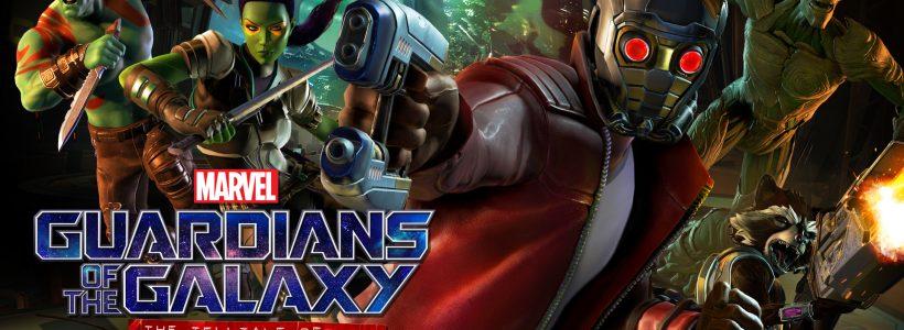 Guardians of the Galaxy: The Telltale Series llega en abril