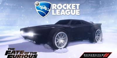 The Fate of the Furious llega a Rocket League