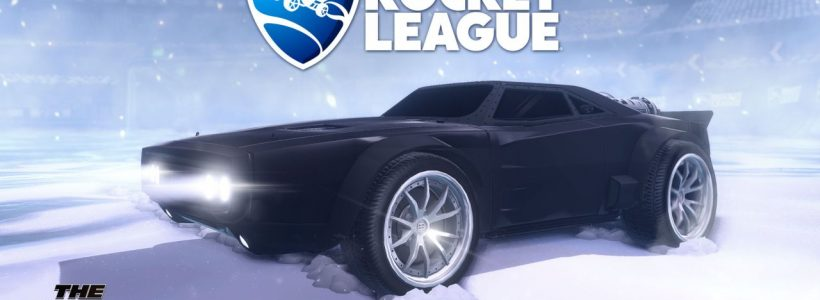 The Fate of the Furious llega a Rocket League