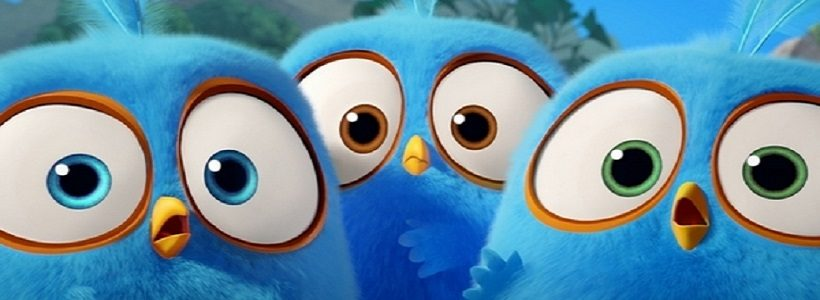 Nueva serie animada de Angry Birds