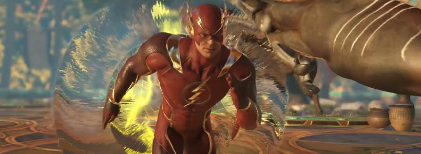 The Flash se presenta en Injustice 2