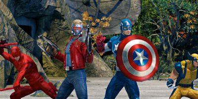 Marvel Heroes Omega llega a PlayStation 4 y Xbox One