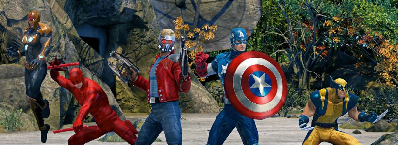 Marvel Heroes Omega llega a PlayStation 4 y Xbox One