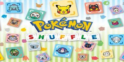 Los Pokémon de Alola llegan a Pokémon Shuffle