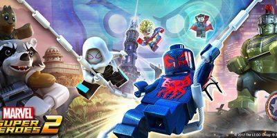 LEGO Marvel Super Heroes 2, lo nuevo de LEGO para este año