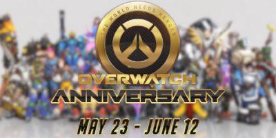 Overwatch: comenzó el evento aniversario y ya está disponible la versión «Juego del Año»