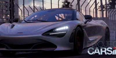 Project Cars 2: Bandai Namco y McLaren unen fuerzas