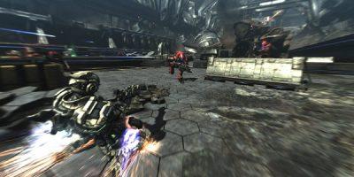 SEGA anunció Vanquish para PC