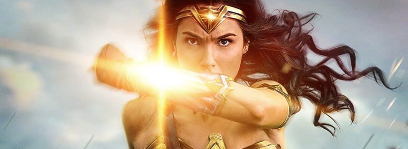 Wonder Woman: trailer final