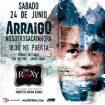 """[Recital] Arraigo presenta """"Nosotrosacayahora"""" en The Roxy Live"""