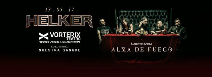 Review: Helker en Teatro Vorterix (13-05-2017)