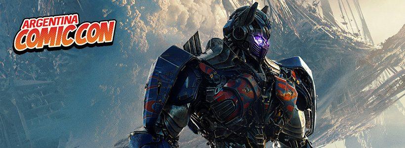 Optimus Prime visitará la Argentina ComicCon 2017