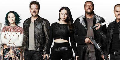 Dark Matter: llega la 3ra Temporada a Latinoamérica de la mano de Syfy