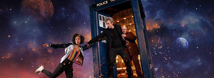 Peter Capaldi se despide de Dr. Who en el final de la 10ma. temporada