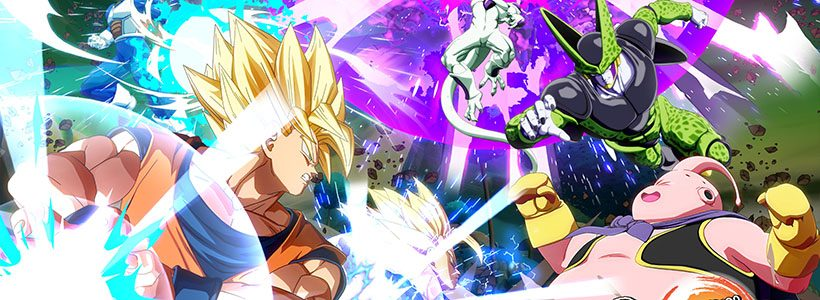 [E3 2017] Dragon Ball Fighter Z: Goku vuelve a la vista lateral