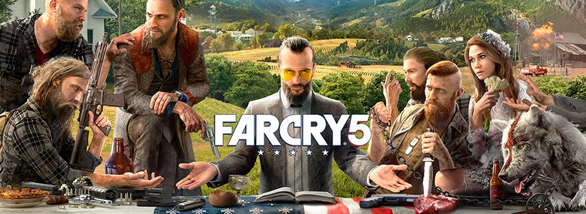 [E3 2017] Far Cry 5, nuevo trailer