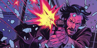 John Wick llega a los cómics