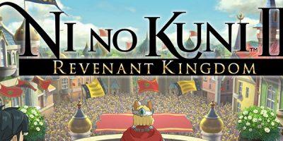 [E3 2017] Ni no Kuni II: Revenant Kingdom, lo nuevo de LEVEL-5 Inc.
