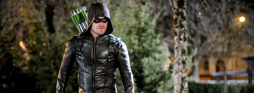 [SDCC 2017] Arrow: llega la sexta temporada
