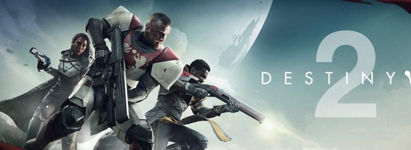 Se anunció la fecha de la beta abierta para Destiny 2