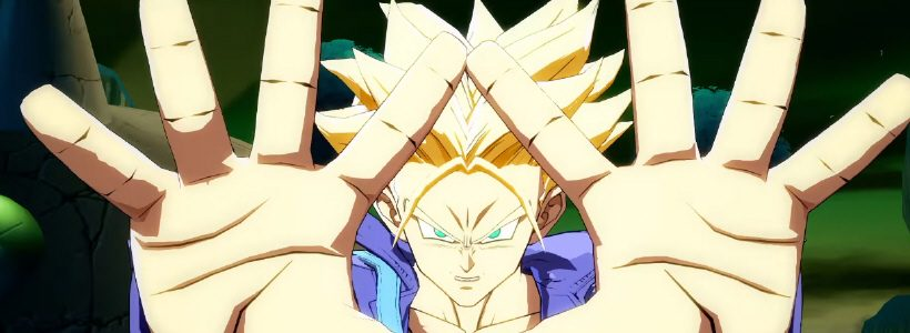 Fecha para el registro de la beta cerrada de Dragon Ball FighterZ y anuncio de Trunks – Trailer de gameplay