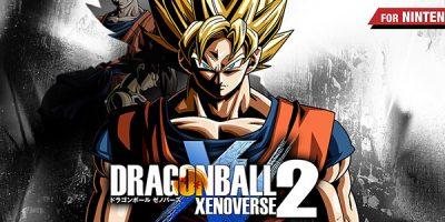 Dragon Ball Xenoverse 2 llega a Nintendo Switch