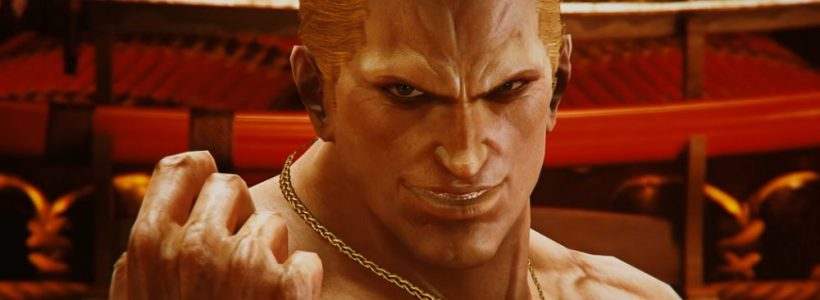 Geese Howard llega a Tekken 7 – Trailer de gameplay
