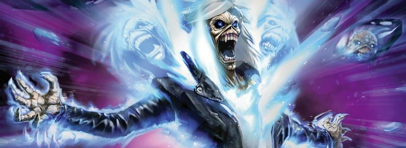 El cómic de Iron Maiden: Legacy of the Beast