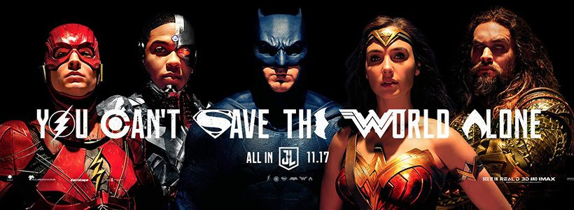 [SDCC 2017] Justice League, nuevo trailer