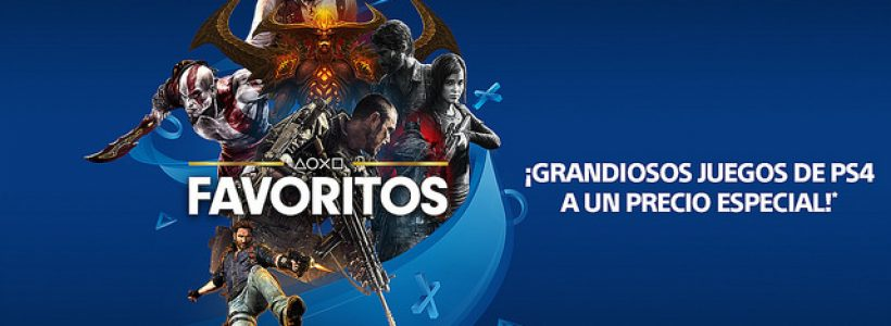 "PlayStation presenta la promoción ""Favoritos"" para PS4 en Argentina"