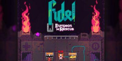 Fidel, el puzzle-crawler desarrollado en Argentina, ya está disponible en Steam