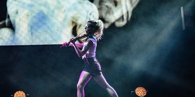 Review: Lindsey Stirling en el Teatro Ópera (18-08-2017)