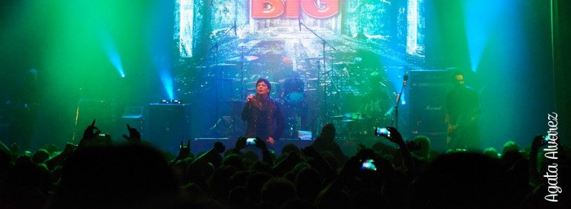 Review: Mr. Big en El Teatro de Flores (27-08-2017)