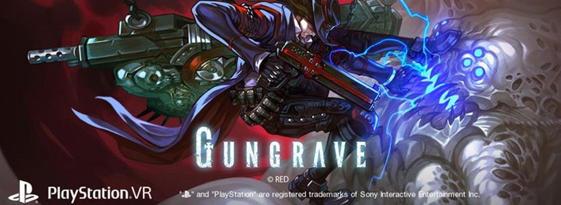 [TokyoGameShow2017] Gungrave VR: Grave llega a Playstation 4
