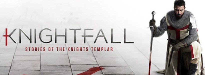 Knightfall: Los Templarios llegan a History Channel