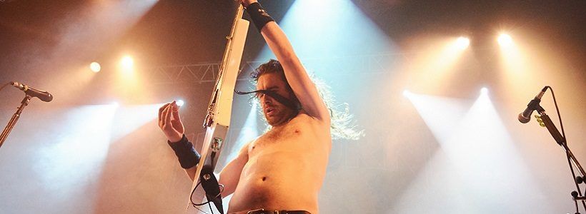Review: Airbourne en El Teatro de Flores (02-09-2017)