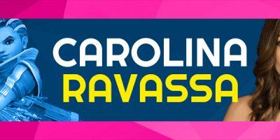 Conocé a Carolina Ravassa, la voz de Sombra de Overwatch en #ArGameShowForMe