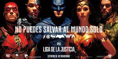 La Liga de la Justicia llega a #ArGameShowForMe con muchas sorpresas!
