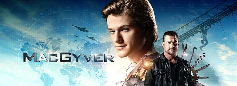 La remake MacGyver llega a Latinoamérica de la mano de Universal Channel