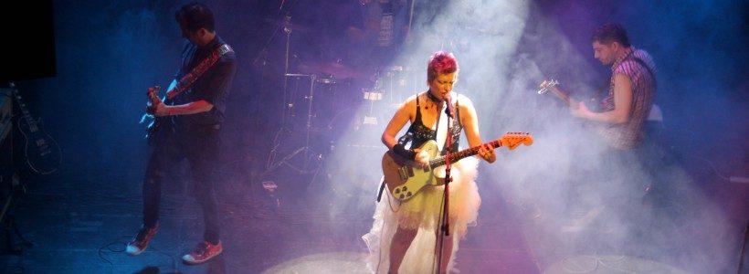 Review: Sonia Chammah en Teatro Sony (20-10-2017)