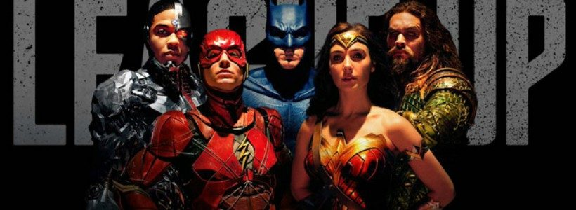 [NYCC 2017] Trailer final de Justice League