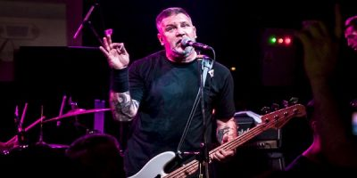 Review: CJ Ramone en Palermo Club (11-11-2017)