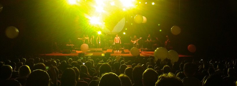 Review: The End interpreta Animals de Pink Floyd en el Teatro Coliseo (10-11-2017)