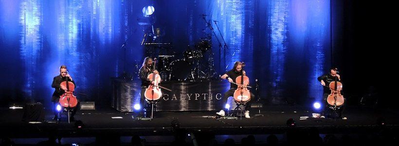 Review: Apocalyptica – Plays Metallica by Four Cellos – en Teatro Coliseo (07-12-2017)