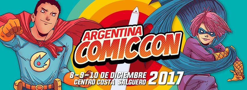 Cronograma oficial de Argentina ComicCon 8va edición