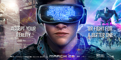 Ready Player One: nuevo poster y trailer