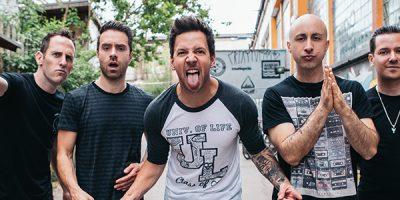 Simple Plan viene a la Argentina para celebrar los 15 años de su álbum debut