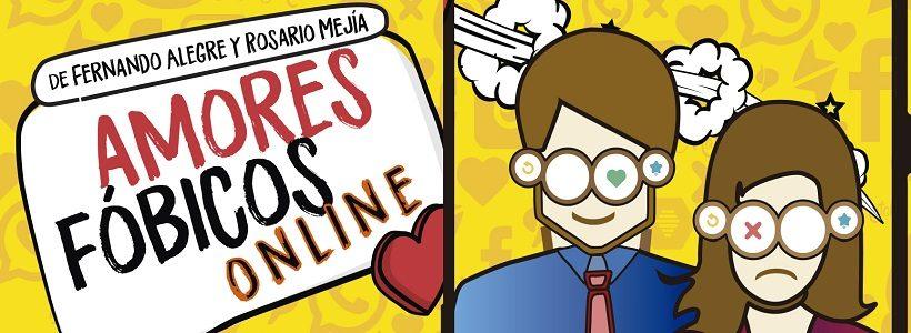 Review: Amores Fóbicos Online – Ciclo de teatro breve en el NüN Teatro-Bar