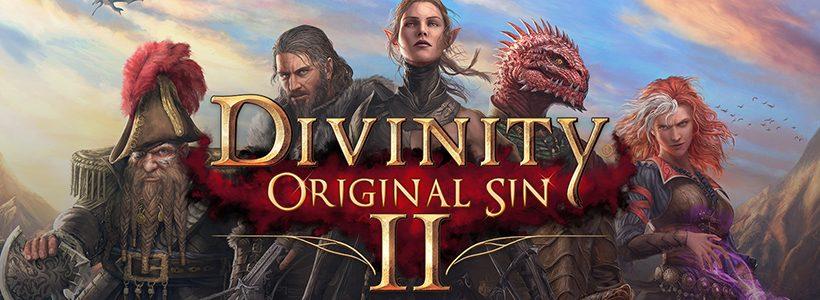 Divinity: Original Sin 2, uno de los mejores RPG's llega a las consolas
